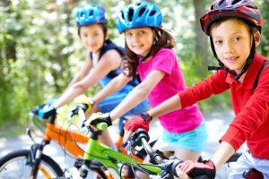 activités sportives en famille