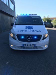 Ambulance Marseille la Timone