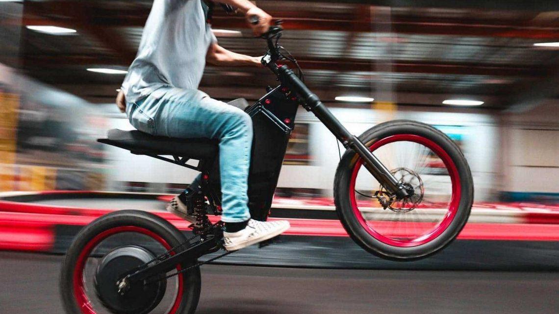 Le gros vélo électrique
