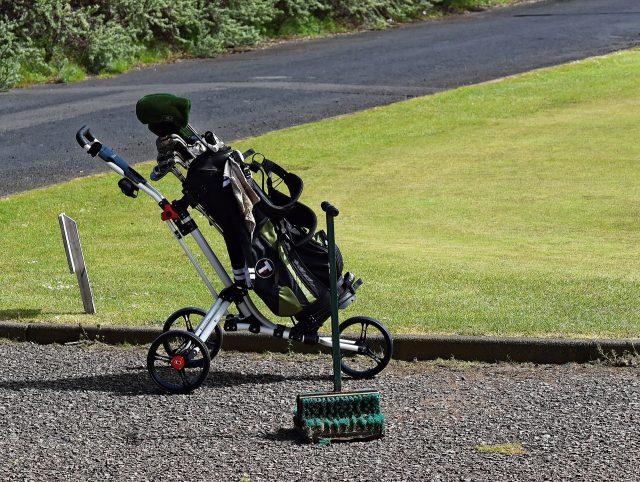 Pourquoi avez-vous besoin d'un chariot de golf ?