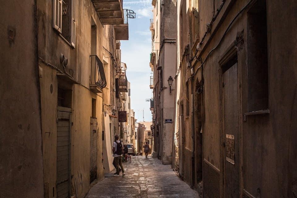 Films se déroulant en Corse